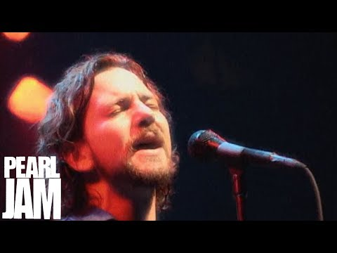 Nothingman - Pearl Jam - Touring Band 2000