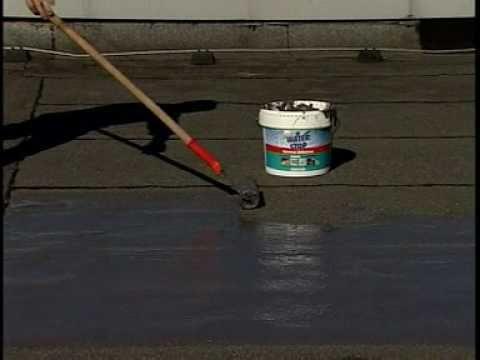 Tutorial: MEM Water Stop Abdichtung - Dach, Keller, Bad, Dusche, Wand abdichten