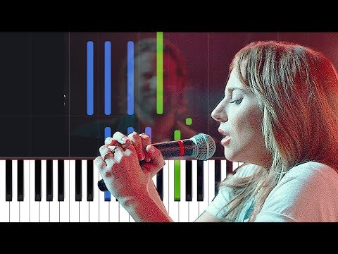 "Lady Gaga - ""Is That Alright"" (A Star Is Born) Piano Tutorial Mp3"