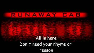 """""""No exit"""", Runaway cab"""