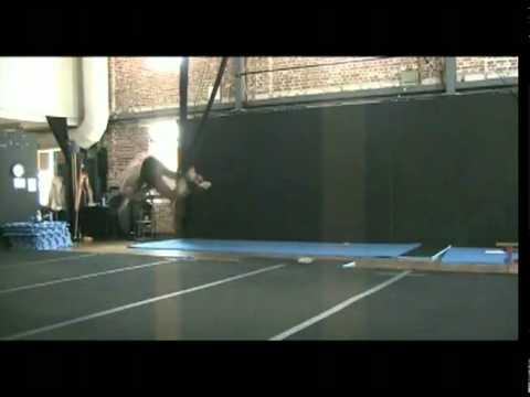 שיעור ריקוד באתלטיקה קלה