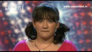 Tereza Anna Mašková   Česko Slovensko má talent 2010