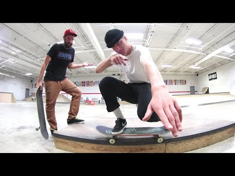 HOW TO BE A TRENDY SKATEBOARDER.