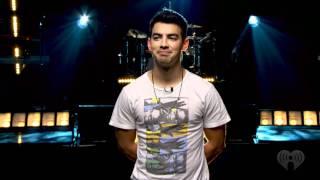 Joe Jonas Plays Would You Rather | iHeartRadio Concert Interview