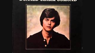 Donald Clark Osmond - I Can't Stand It