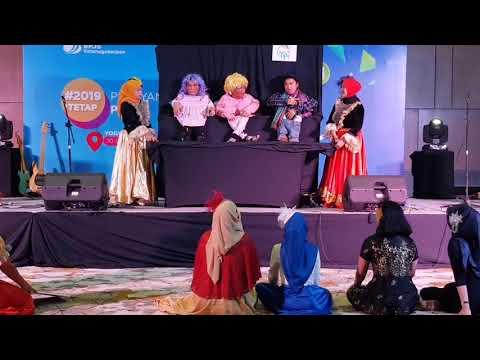 Creative Performance BPJS Ketenagakerjaan Surakarta Juara -Tim Pelayanan PRIMA