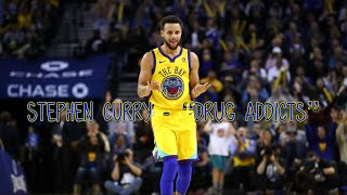 """Stephen Curry Mix - """"Drug Addicts"""" By Lil Pump"""