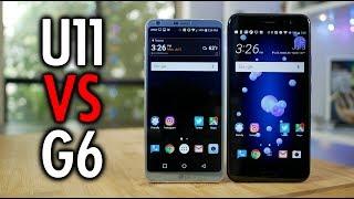 HTC U11 vs LG G6: Companies Rebuilding Their Image
