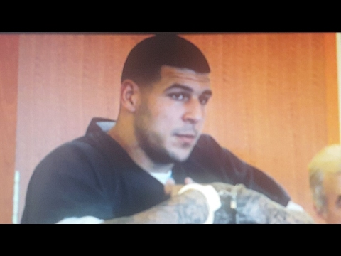 Aaron Hernandez Letter To Prison Inmate Causes A Stir