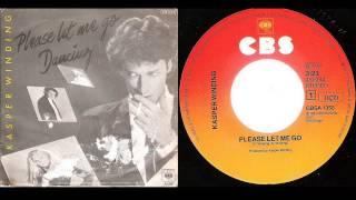 """Video thumbnail of """"Kasper Winding - 1981 - Please Let Me Go - Vinyl"""""""