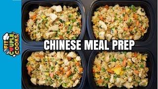 CHICKEN MEAL PREP RECIPES!