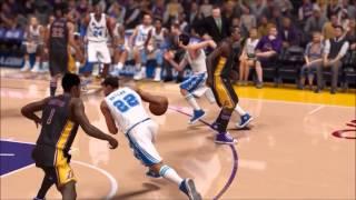 Chris Smoove NBA2K14 my team - top 5 poster dunk