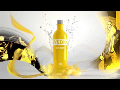 Svedka Commercial for Svedka Citron (2013 - 2014) (Television Commercial)
