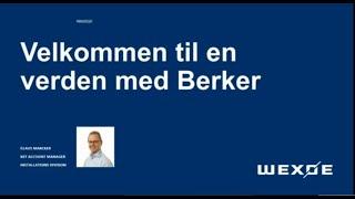 Velkommen til en verden med Berker