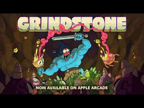 GRINDSTONE - A Puzzle-Battle Splatter-Fest!