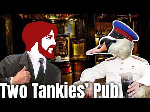 Q&A w/Socialist Swann at The Two Tankies' Pub