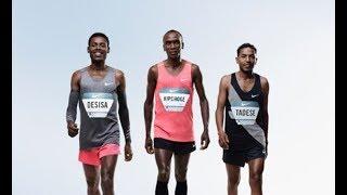 Nike Breaking 2  – Sub 2hour Marathon Attempt