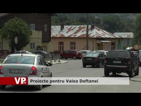 Proiecte pentru Valea Doftanei