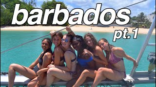 skipping school to fly to barbados