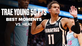 Trae Young Crossed Up Andre Iguodala Twice And Hit A Logo Shot On Quavo Night