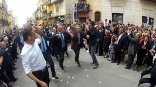 preview picture of video 'Lu N'Contru di Pasqua 2014 - GoPro view by Mimmo Macaluso'