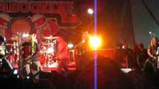 New Found Glory - Burnout (Green Day cover live at Hoodwink 2009)