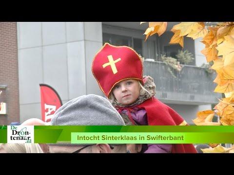 VIDEO | Sinterklaas racet in Nederland altijd meteen naar Swifterbant