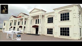 DJI Phantom 4 ||Reception cinematic footage by drone | Wedding ||Asif Studio SadiqAbad +923006749537
