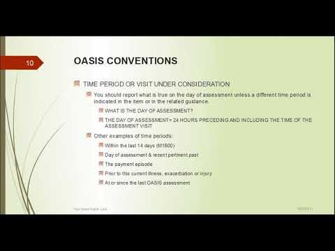 OASIS C2 Training Part 1 - YouTube