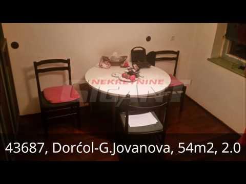 Stari Grad Gornji DorĆol 54m2 119900e