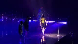 Bruno Mars - Intro & Finesse | Singapore 24K Tour 2018