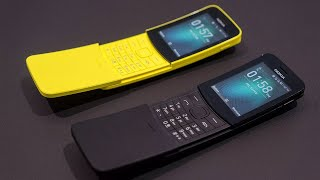Nokia 8110 4G hands-on: The Matrix phone is back
