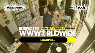 Mark Farina - Live @ Defected WWWorldwide 2020