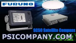 Спутниковый компас Furuno sc 50