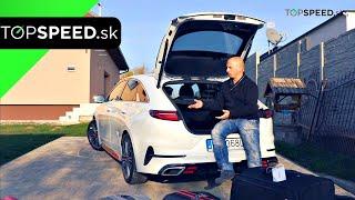 Kia ProCeed GT test - aká je po 30 tisíc km? Maroš ČABÁK