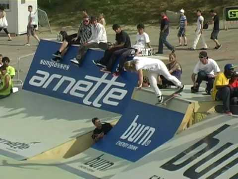 Candy Jacobs 1st. place at Barcelona Extreme Contest 2009