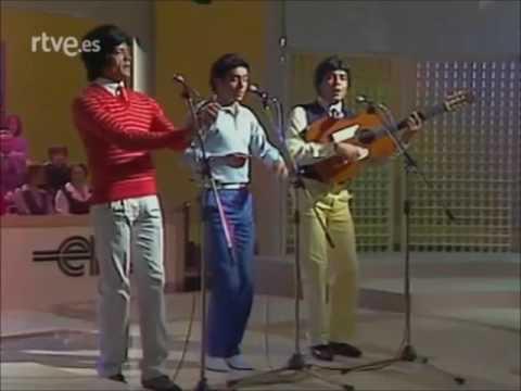 Los Chunguitos - ¡Ay que dolor! (1981/HD)