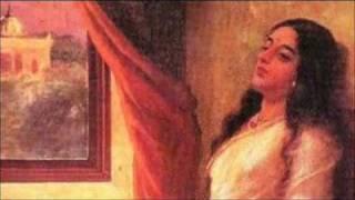 Very old Geet By Talat Mahmood  Ro Ro Beeta. - YouTube