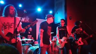 Dave Smalley and His Bandoleros-  Million Days (Dag Nasty) @ TrashCan, Madrid