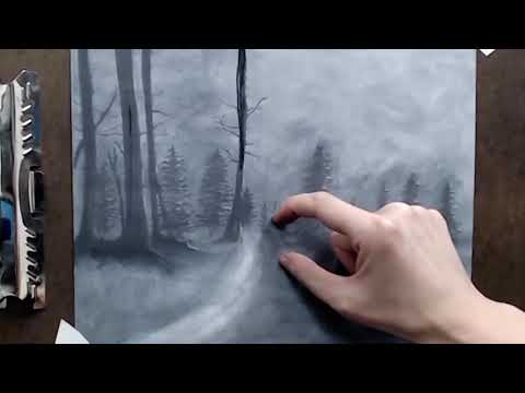 A clip from a recent online drawing lesson: I'm correcting a copy of the student's drawing.