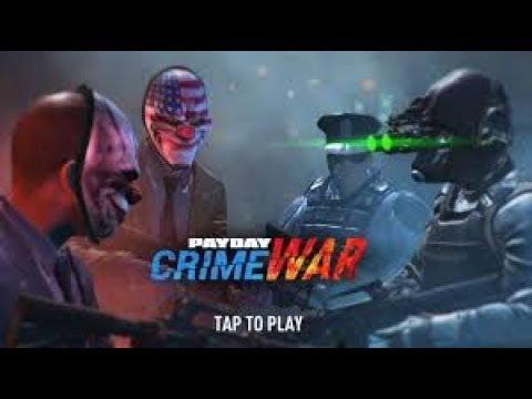 Как скачать PAYDAY: Crime War  на андроид