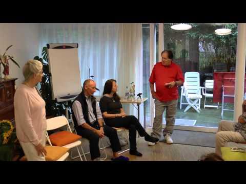 Psi Moments 2 - Bill Coller, Demonstration medialer Fähigkeiten
