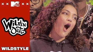 USA Olympian Laurie Hernandez Is Pure Gold | Wild 'N Out | #Wildstyle