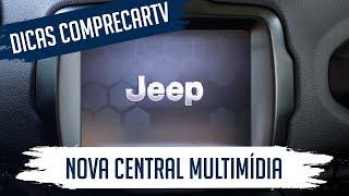 Tudo sobre a central multimídia do Jeep Renegade