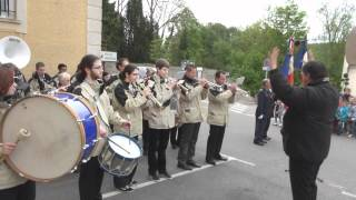 preview picture of video 'Commémoration de la Victoire 1945 mardi 08 mai 2012 à Chevreuse (Yvelines)'