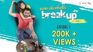 Episode 1 - Maru Breakup Thayu Chhe | Non-Alcoholic Breakup | Gujarati Web Series | Aarohi & Tatsat