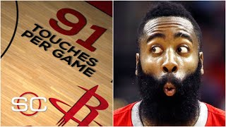 James Harden: The NBA's most valuable offensive force | NBA on ESPN
