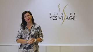 Andrea Kalivodová o Klinike YES VISAGE