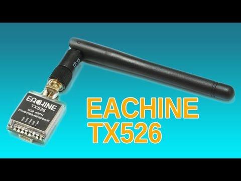 unboxing-transmisor-eachine-tx526