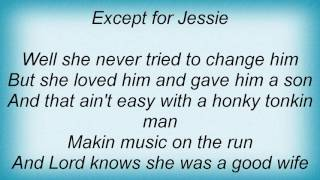 Aaron Watson - Except For Jessie Lyrics